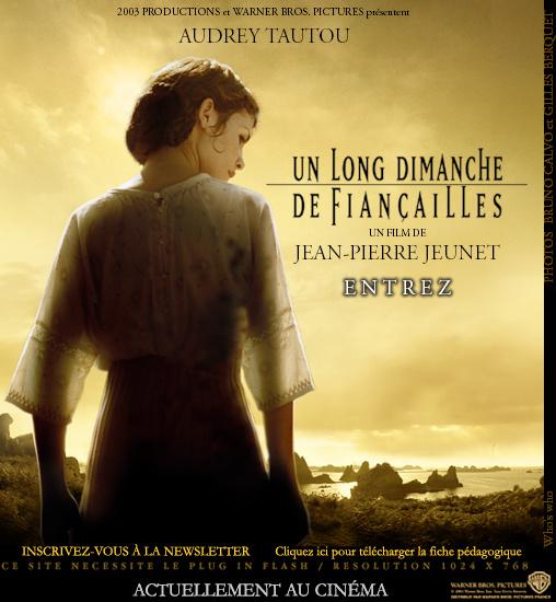 jean pierre jeunets film amelie essay Jean-pierre jeunet débute dans le métier en réalisant des films publicitaires prix du public du meilleur film pour le fabuleux destin d'amélie poulain.